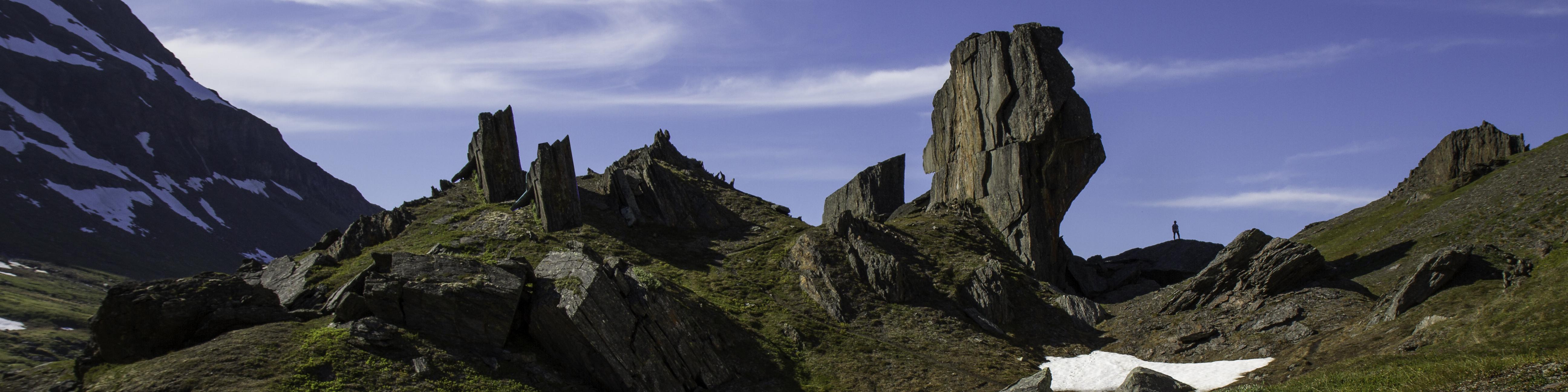 karkevagge-boulder-hiker-swedish-lapland