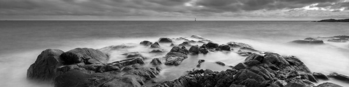 waves-ocean-blackandwhite-longexposure-landsort-sweden-stockholm-archipelago-oja-stockholms-skargard