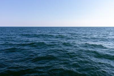 Horisont över Östersjön