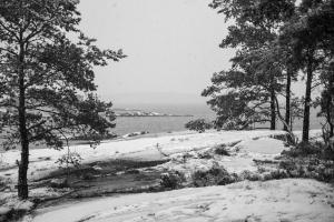 Vinter i Möjaarkipelagen, Kulansuddar, Stockholms skärgård