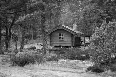 Skärgårdsstiftelsens öppna bod på Kulansuddar, Möja naturreservat, Stockholms skärgård