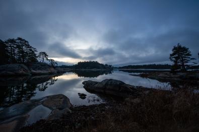 Stendörrens naturreservat, Sörmlands skärgård