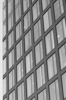 Office building architecture, Stockholm city