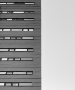 Office building architecture, Stockholm city