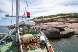 Blå Jungfrun nationalpark