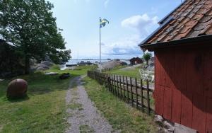 Hemviken på Bullerön, Stockholms skärgård